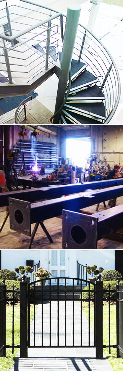 Midlands Based Steel Fabrication